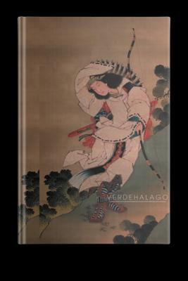 Libreta Princesa de Katsushika Hokusai