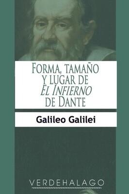 Galileo Galilei, Forma, tamaño y lugar de El infierno de Dante. Minilibro