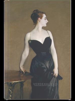 Libreta John Singer Sargent , Madame X