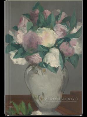 Libreta Édouard Manet , Florero