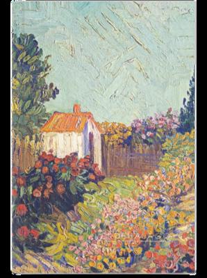 Libreta Paisaje de Van Gogh