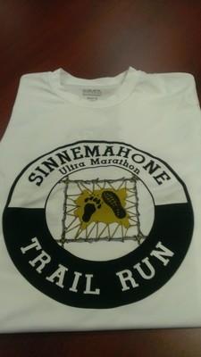 Sinnemahone Ultra Trail Run Innagural T-shirt