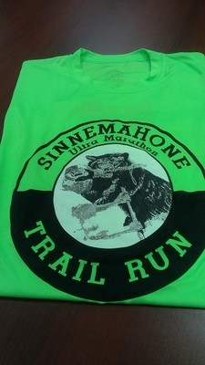 Sinnemahone Ultra Trail Run 2014 T-shirt