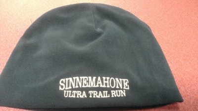 Embroidered Skull Cap