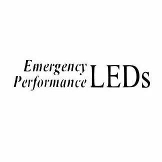 Emergency Performance LEDs