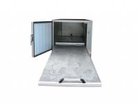 Ψυγείο νεκρών μονής θέσης (κάθετης φόρτωσης)