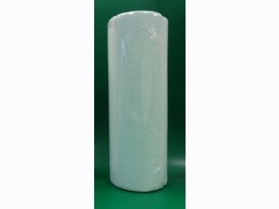 Οδοντιατρικό ρολό πράσινο 1ply χαρτί + 1ply πλαστικό 29εκ. χ 50μ. (24 τεμάχια)