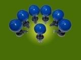 Βεντουζάκια καρδιογράφου F9016SSC 30mm (6 τεμάχια)