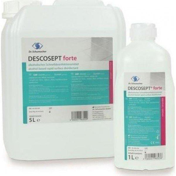 Descosept forte - Αλκοολούχο απολύμανσης επιφανειών 5000ml