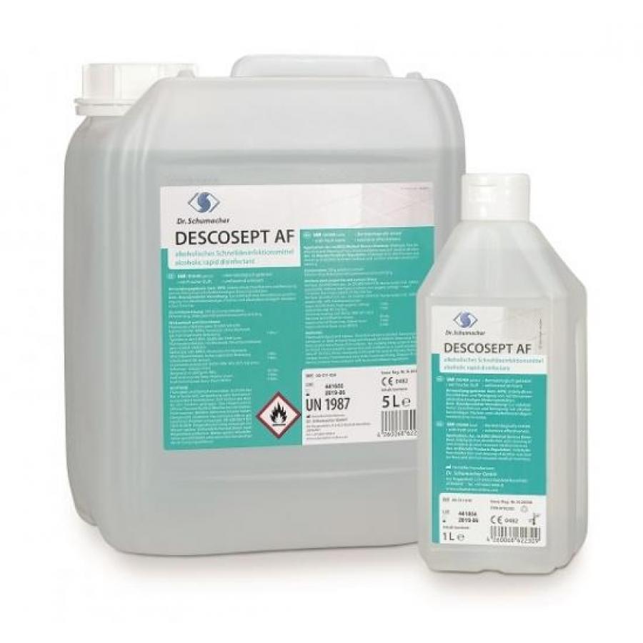 Descosept AF - Αλκοολούχο υγρό με ελαφρύ άρωμα 5000ml