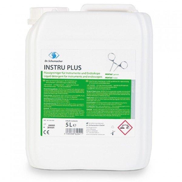 Instru Plus - Υγρό καθαριστικό εργαλείων & ενδοσκοπίων 5000ml