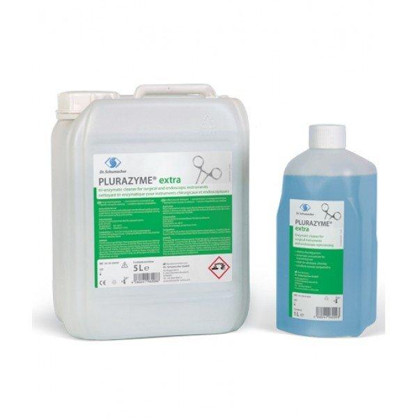 Plurazyme Extra - Υγρό καθαριστικό χειρ/κών εργαλείων & ενδοσκοπίων 5000ml