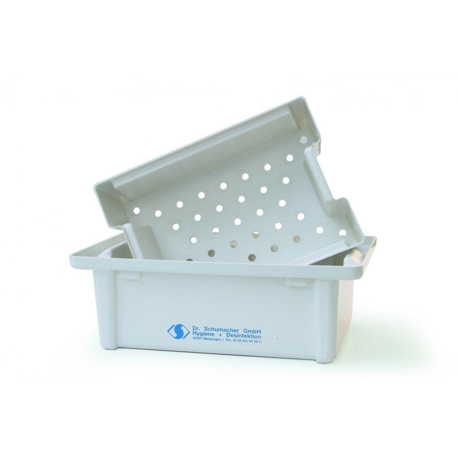 Disinfection tubs - Δοχεία απολύμανσης εργαλείων 94 x 260 x 156mm (5000ml)