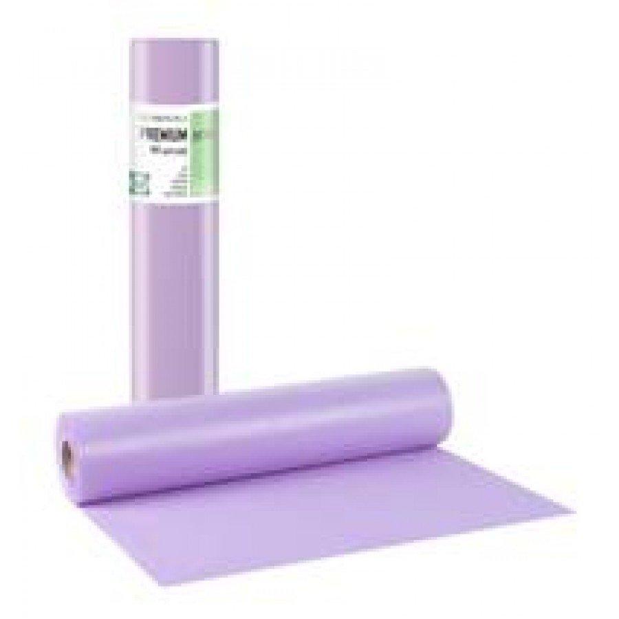 Πλαστικό+χαρτί κόλλα μωβ 50εκ x 50μ. (12 τεμάχια)
