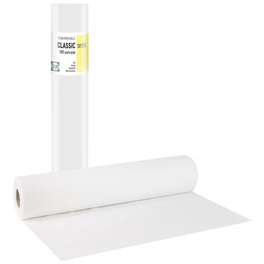 Χάρτινο δίφυλλο 58εκ x 50μ. (12 τεμάχια)
