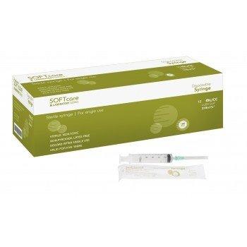 Σύριγγες Soft Touch Κίνας 1cc insuline G-27 x ½ (100 τεμάχια)