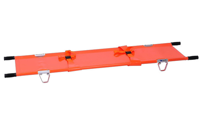Δίσπαστο κατά πλάτος - Two folding stretcher widthwise