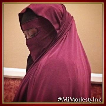 Jumuat Niqab Set