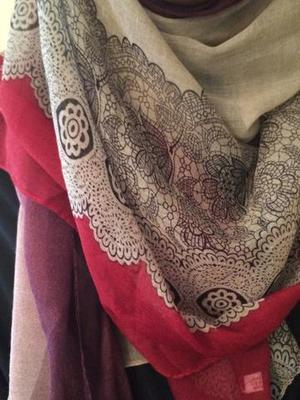 Red Baron Scarf