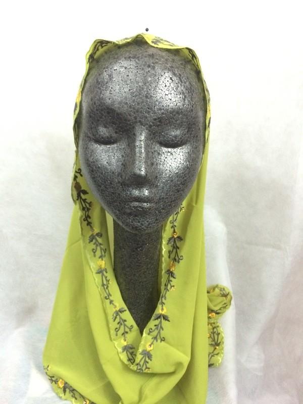 Jeweled Instant Hijab
