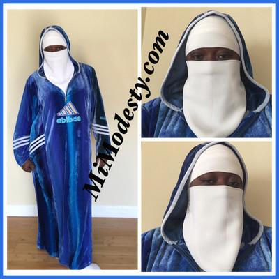 Half Niqabs