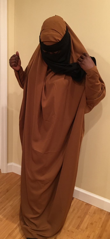 Overhead Jilbab