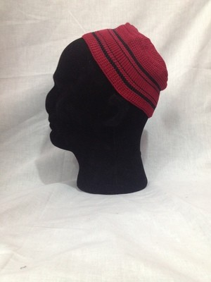 Cotton/Polyester Fez Headgear