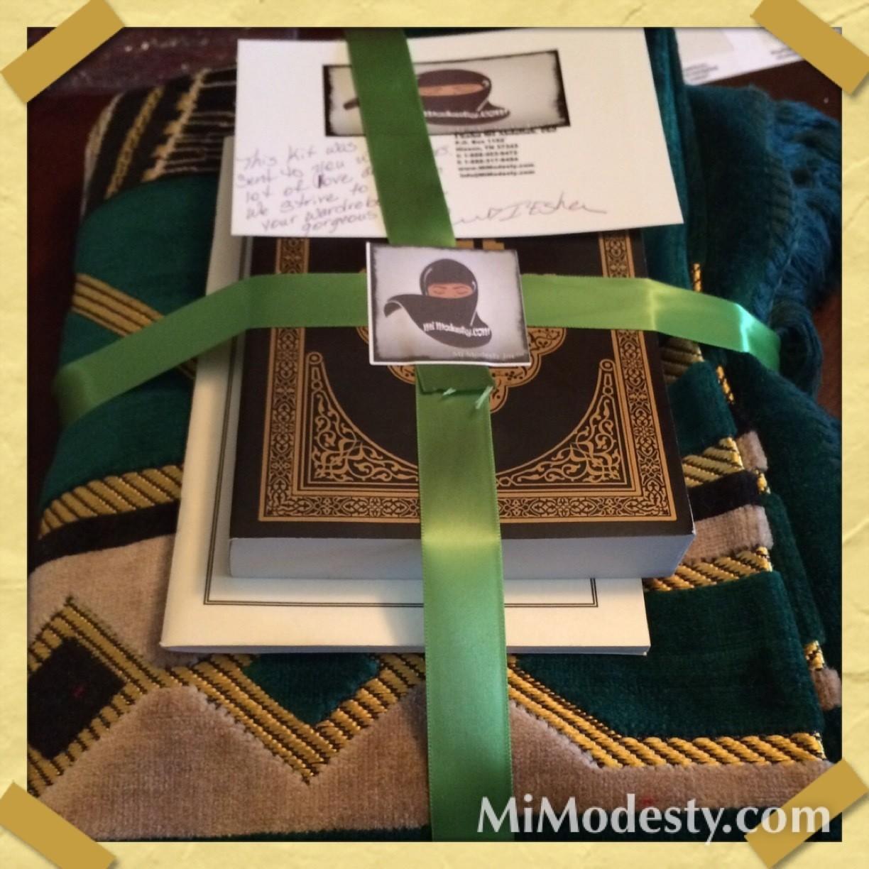 Sister Shahadah Kits