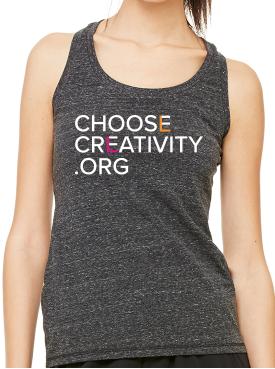 Choose Creativity Women's Tank Top