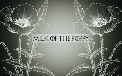 Milk of the Poppy (Strawberry & Cream)