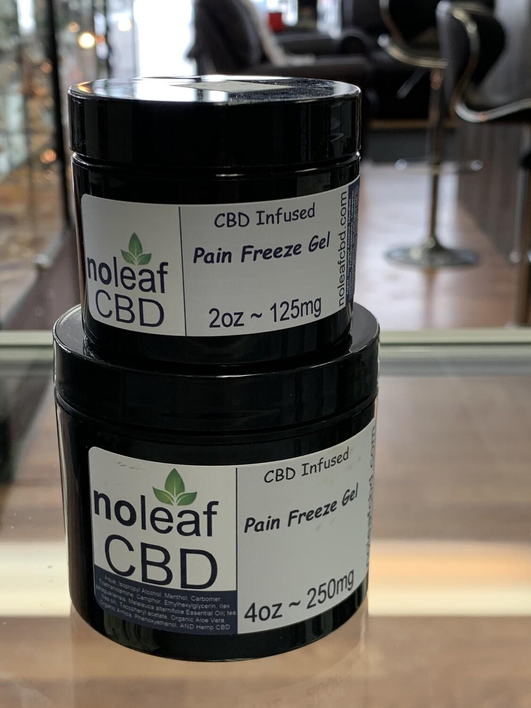 CBD Pain Freeze Gel