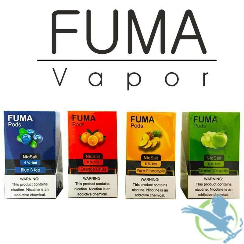 FUMA PODS FOR JUUL