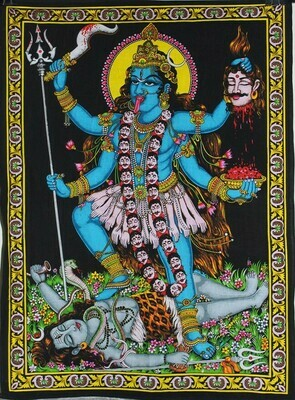 Kali Wall Hanging
