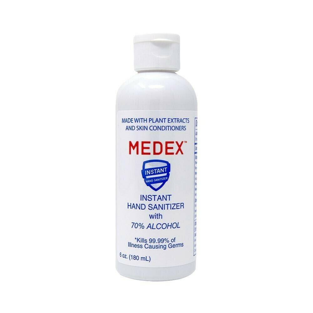 MedEx Hand Sanitizer Gel