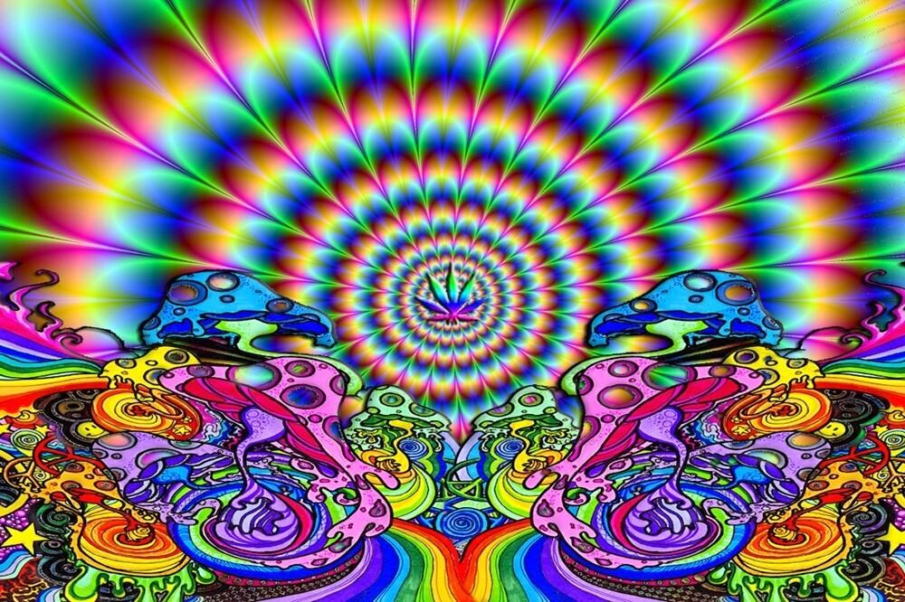 Trippy Hippie Fractal