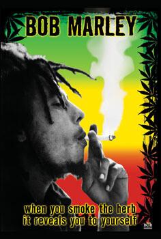 BOB MARLEY - Smoke The Herb