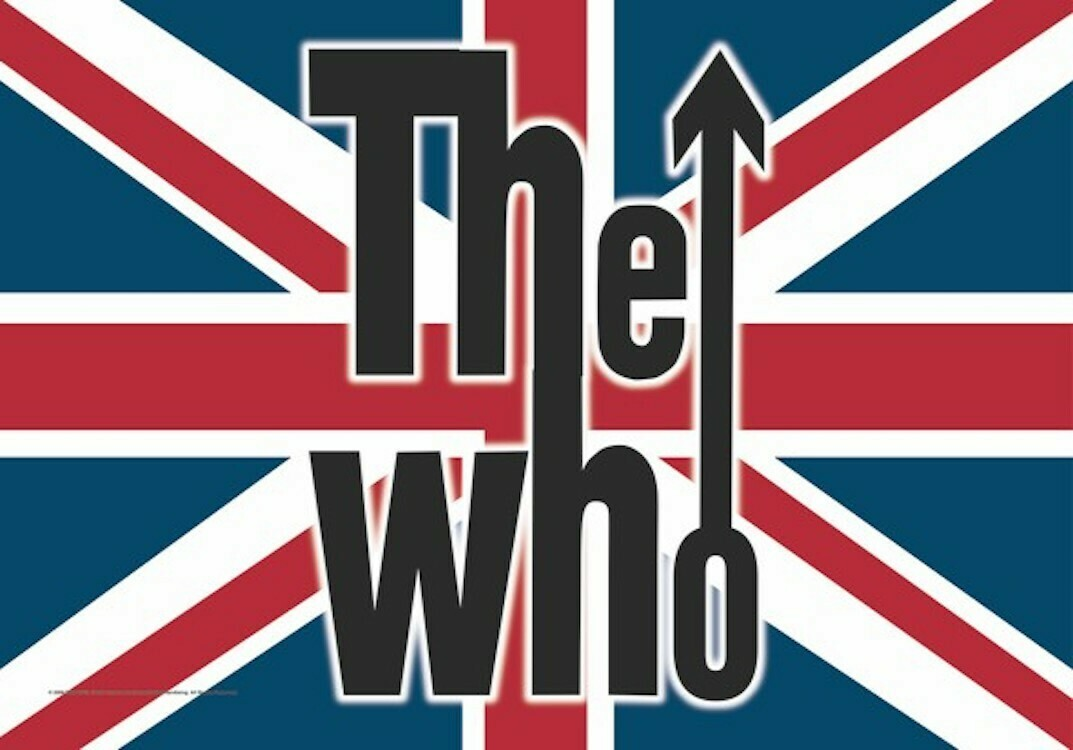 Who Fabric Poster Flag