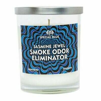 Special Blue Odor Eliminator Candle - 14.8oz / Jasmine Jewel