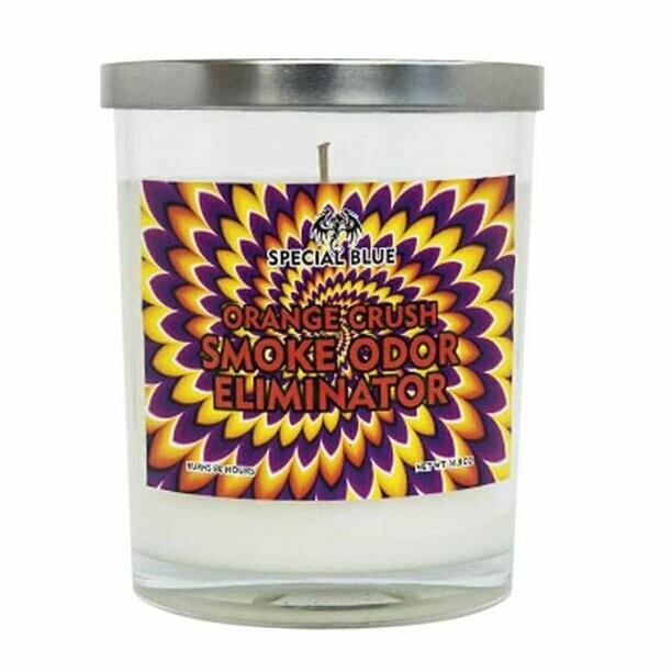 Special Blue Odor Eliminator Candle - 14.8oz / Orange Crush