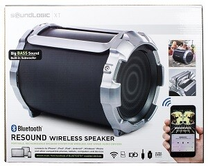 BT Resound Wireless Speaker