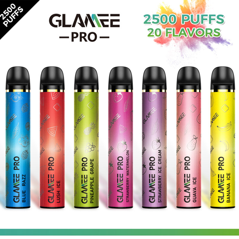Glamee Pro - 2500 Puff