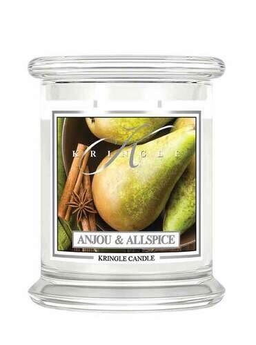 Small 4.5 oz Candle - Anjou & Allspice