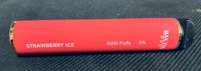 MAX FOG PRO - 5000 PUFFS