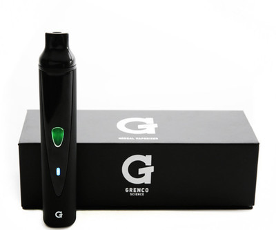 Grenco Science G PRO Herbal Vaporizer Authentic