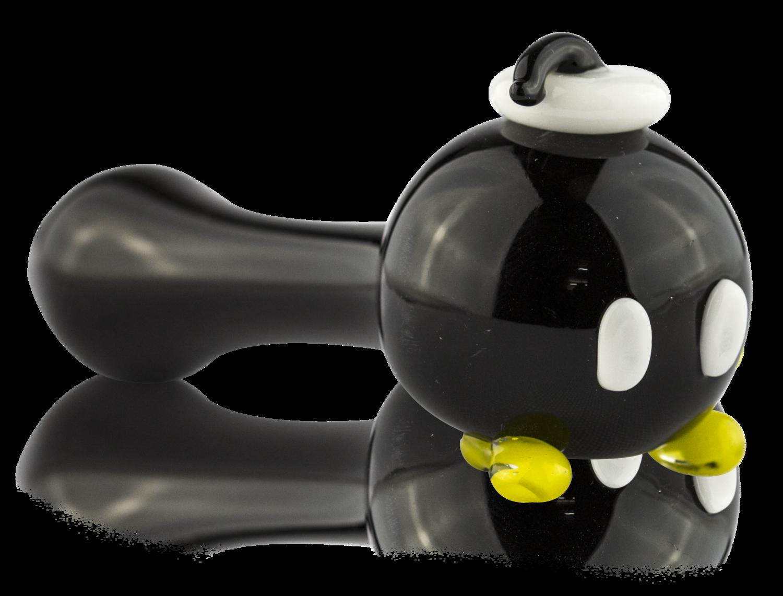 Spoon Pipe - Bomber - Black