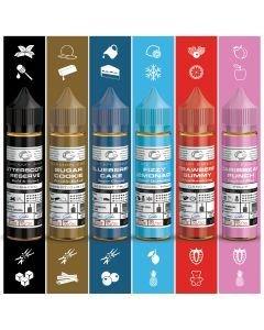 Basix Series - All Flavors Bundle Pack