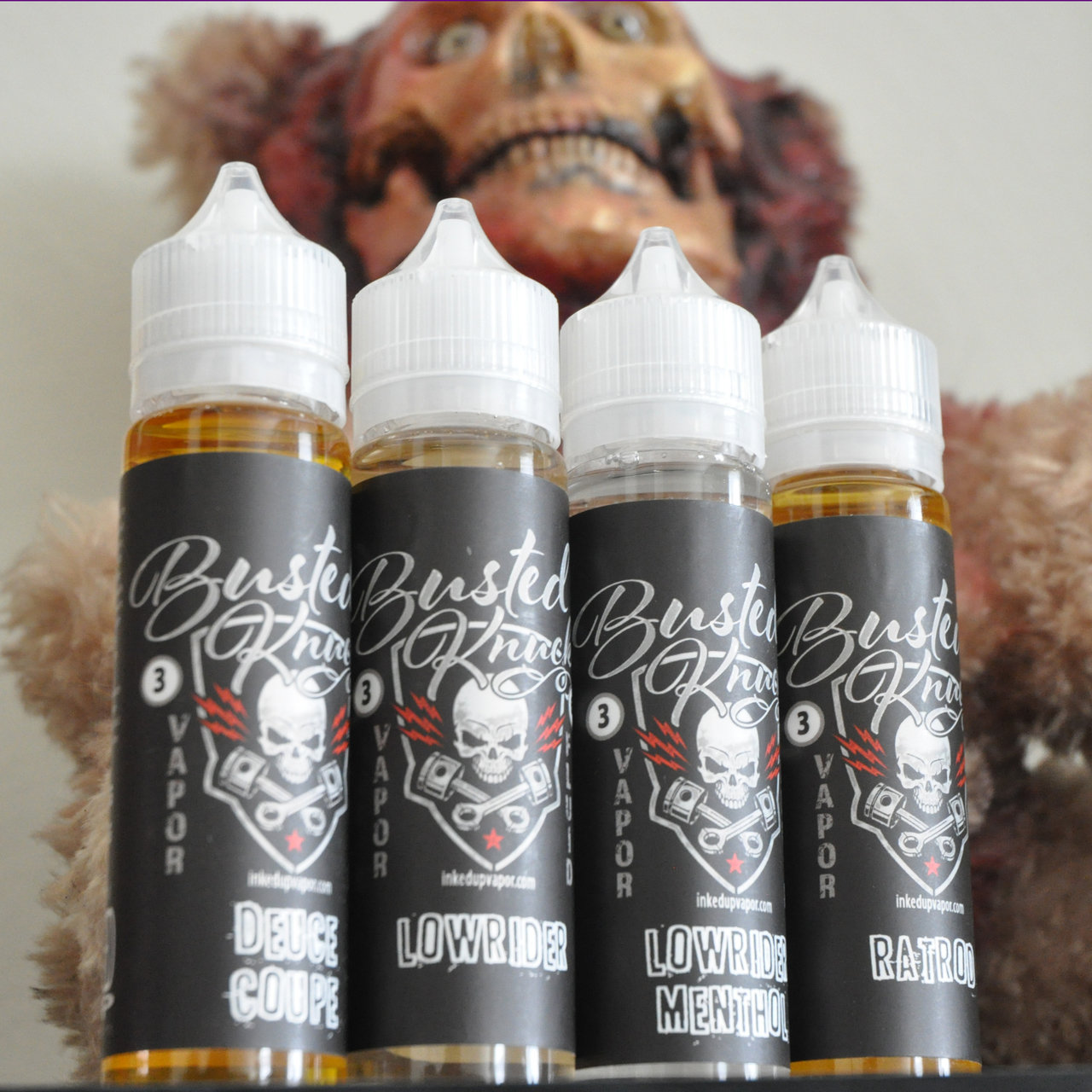 Busted Knuckles 120ml