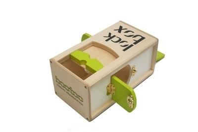 Lock Box (6 months - 5 years)