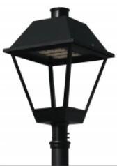 Coach Style Lantern, Post CSL-P
