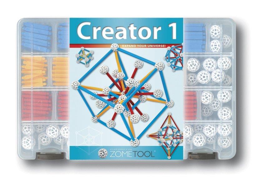 Creator 1  -  Der Baukasten zum kreativen Einstieg